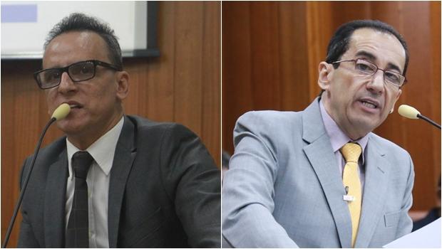 Zander Fábio e Jorge Kajuru são escolhidos presidente e relator da CEI da Herança