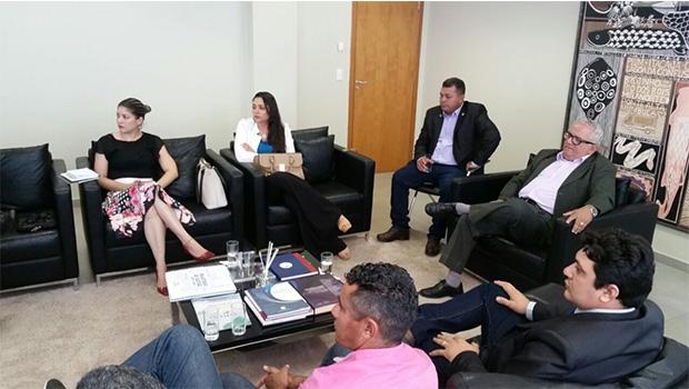 Câmaras Municipais discutem atuação conjunta com o TCE