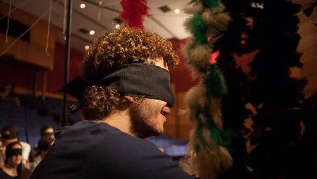 Espetáculo para cegos é atração em Goiânia nesta semana