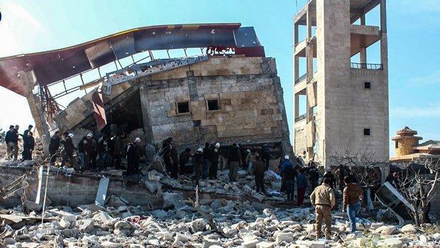 Petróleo, mapa e fé: a trinca que move a guerra da Síria - Jornal Opção