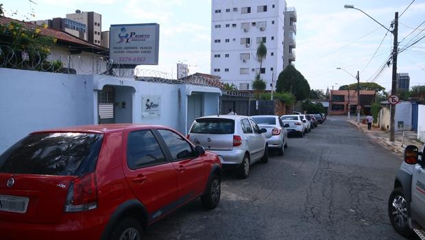 Vereador apresenta projeto para restringir circulação de veículos em ruas de Goiânia