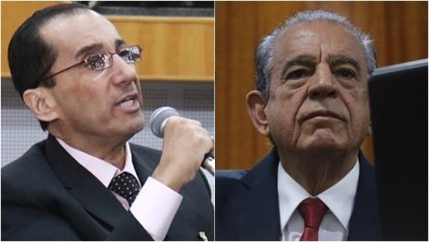 Iris Rezende espera que eleitores de Goiás enviem Jorge Kajuru para Brasília
