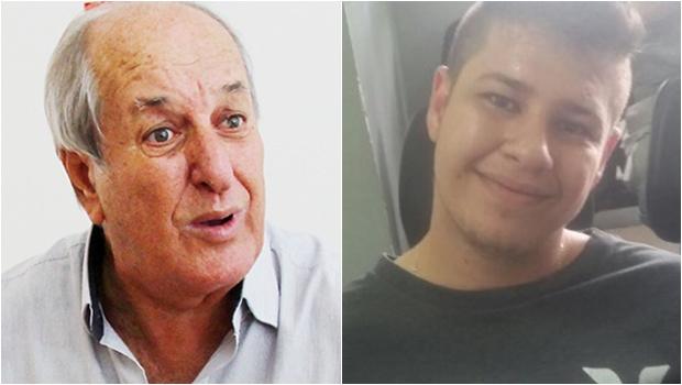 Filho do deputado Mané de Oliveira é preso por roubo e porte ilegal de arma