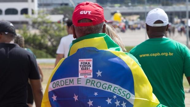 Fiasco ou sucesso, greve geral é ato democrático e maduro do povo brasileiro