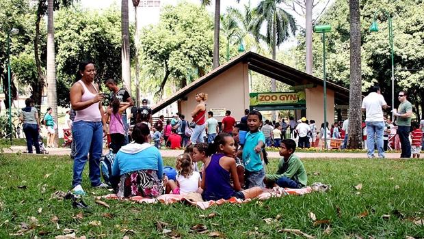 Cartão de vacina não é mais obrigatório para visitar o Zoológico de Goiânia