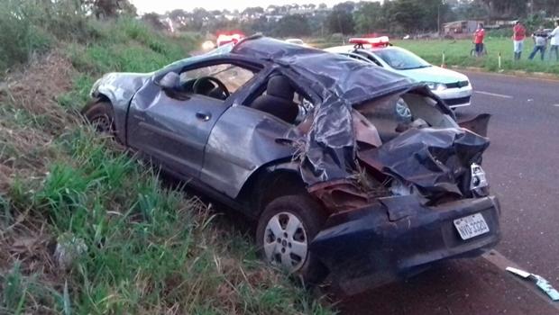 Fim de semana violento nas BRs goianas deixa 20 feridos e 5 mortos