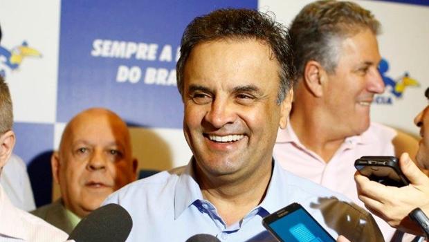 Aécio Neves é favorito para o governo de Minas Gerais em 2018, mostra pesquisa