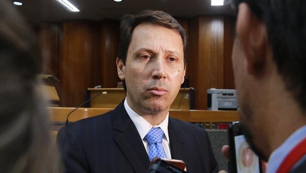 Andrey comenta demora na escolha de um líder do prefeito na Câmara