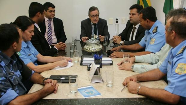 Governo e Prefeitura de Goiânia discutem parcerias na área da segurança