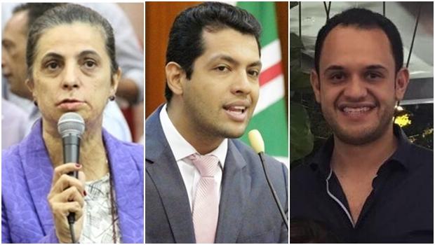Dra. Cristina, Thiago Albernaz e Cairo Salim disputam diretório do PSDB de Goiânia