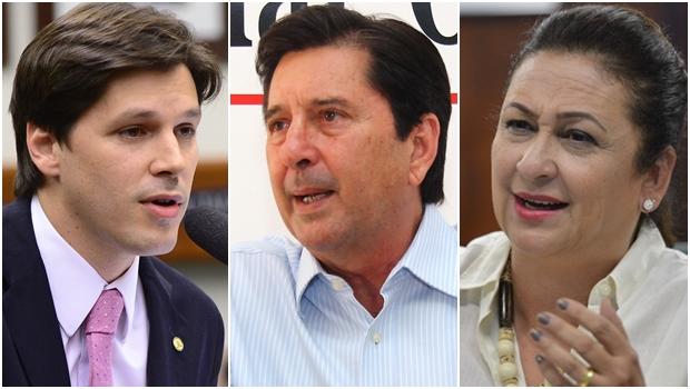 Fachin pede abertura de inquérito contra Daniel, Maguito, Kátia Abreu e 80 políticos