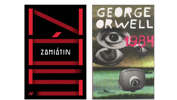 "O romance ""1984"", de Orwell, pode ser considerado plágio de ""Nós"", de Zamiátin?"
