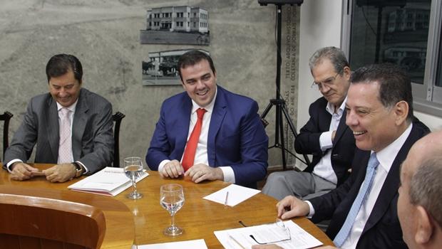"Gustavo ""Maguitinho"" Mendanha elogia gestão republicana de Marconi Perillo"