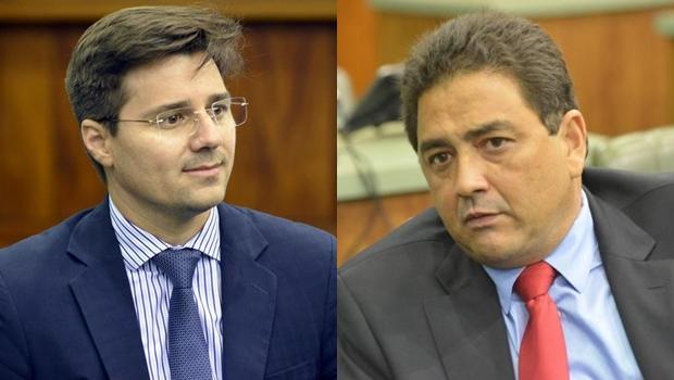Talles Barreto assume secretaria de Marconi; Henrique César ocupa vaga na Assembleia