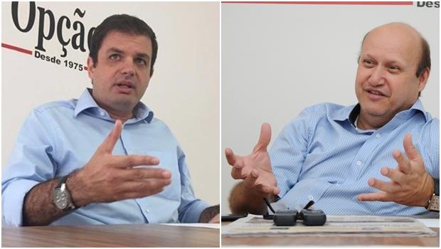 Prefeito diz que vice de José Eliton deve sair do Entorno de Brasília e sugere nome de Célio Silveira