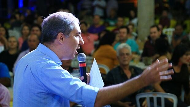 PSDB reforça candidatura de José Eliton em eventos pelo estado