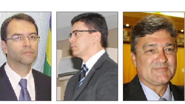Cleuler Barbosa e Alexandre Tocantins são cotados para substituir o desembargador Geraldo Gonçalves