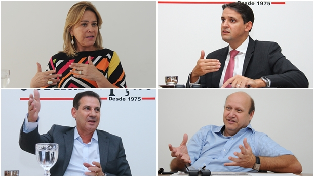 9 políticos que, se indicados para a vice, fortaleceriam a campanha de José Eliton para governador