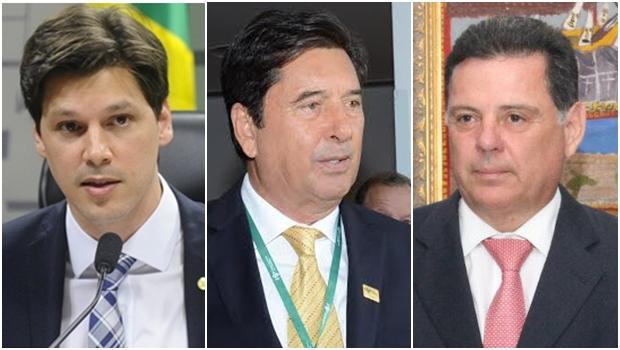 Iris Rezende deve compor com Caiado e Maguito e Daniel podem compor com Marconi e Eliton