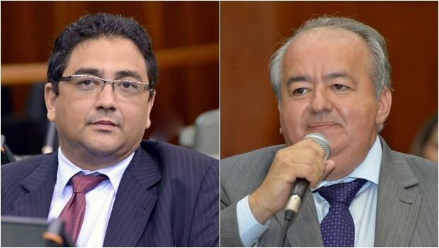Talles Barreto e Doutor Antônio vão ocupar secretarias no governo de Marconi Perillo