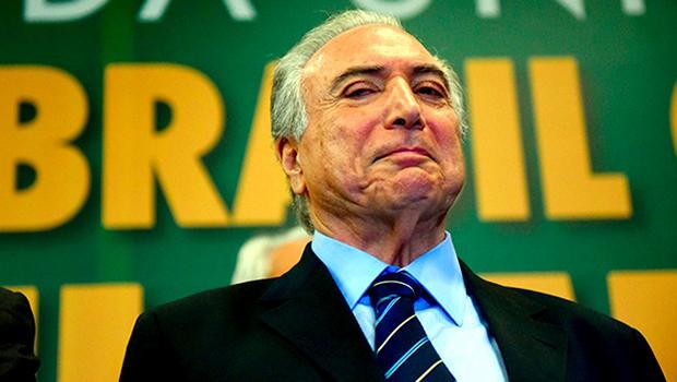 """Temer exalta recuperação econômica e diz que Brasil é """"país em transformação"""""""