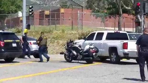 Tiroteio em escola dos Estados Unidos deixa dois mortos