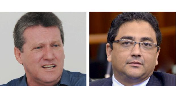 Vecci e Talles Barreto dizem que o Goiás na Frente dinamiza as economias dos municípios