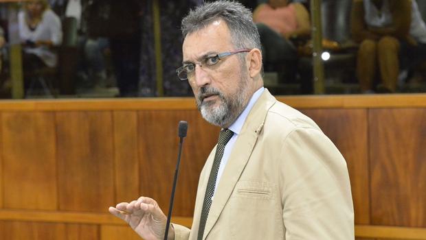 Humberto Aidar pode trocar o PT pelo PP do senador Wilder Morais