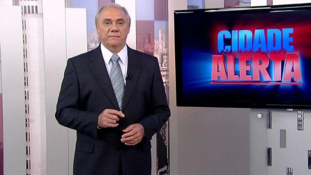 Após morte de Marcelo Rezende, Record define novo apresentador do Cidade Alerta