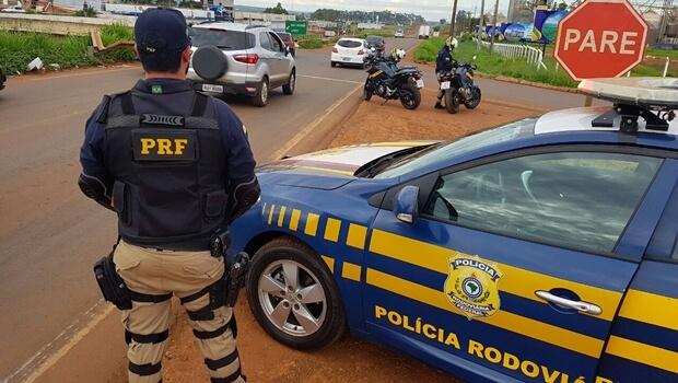 PRF inicia Operação Rodovida para reduzir violência no trânsito em período festivo