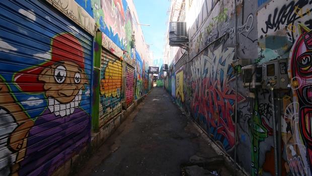 Com artistas goianos, Comissão de Cultura debate grafite e arte de rua