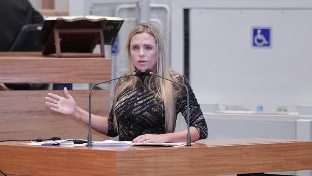 Deputada Celina Leão deixa PPS