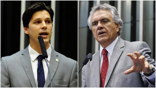 Irismo aposta que PMDB e DEM se unirão e que chapa terá Caiado para governador e Daniel na vice
