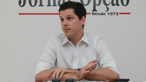 Parte do PMDB avalia que Lava Jato tornou Daniel Vilela carta fora do baralho