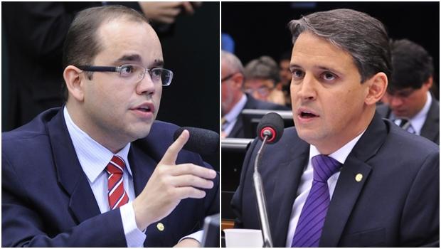 Fábio Sousa e Thiago Peixoto dizem que crise trava reformas Política, Trabalhista e Previdenciária