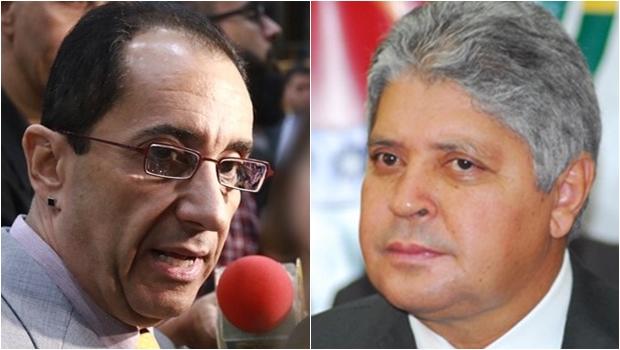 Se Jorge Kajuru não for candidato a deputado, Alcides Rodrigues também não será