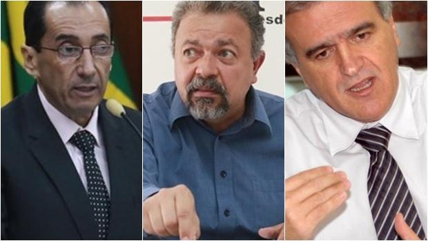Elias Vaz é o sonho de consumo para aliança com Jorge Kajuru para a Câmara dos Deputados