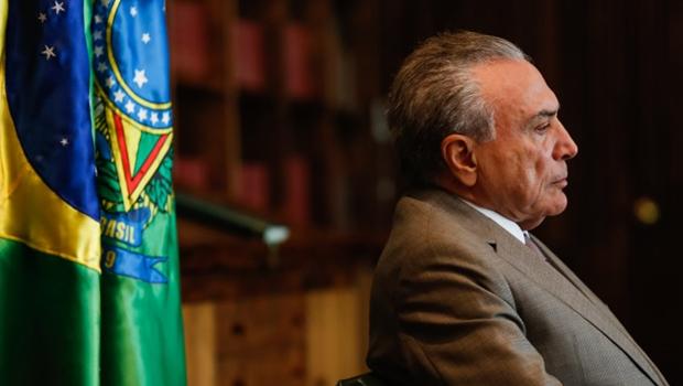 """Depois da delação premiada de Joesley Batista, o presidente se tornou Michel """"Tremer"""""""
