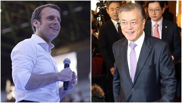 Eleições na Coreia do Sul e na França agitam a política internacional