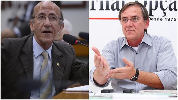 Políticos de Anápolis dizem que Rubens Otoni e Antônio Gomide estão rompidos política e afetivamente