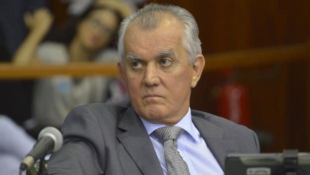 Victor Priori é sério, observa tudo mas não participa dos debates na Assembleia Legislativa