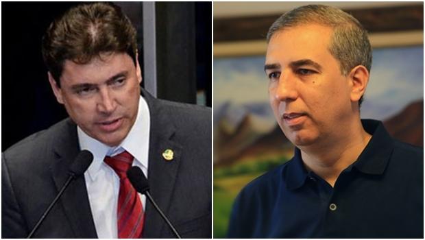 PPS e PSB estariam plantando notas em jornal sugerindo que Wilder Morais vai disputar o governo