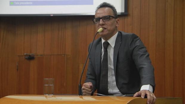 """""""Queremos uma prestação de contas técnica e não política"""", diz presidente da CEI da Herança"""