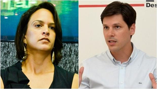 Ana Vitória Caiado, filha de Ronaldo Caiado, é cotada para ser vice de Daniel Vilela