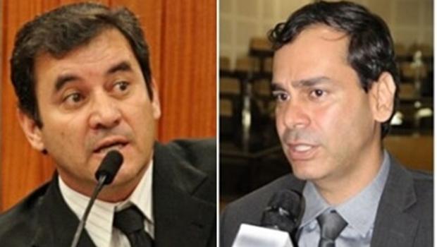 Wellington Peixoto e Clécio Alves vão terçar forças pelo comando do PMDB em Goiânia