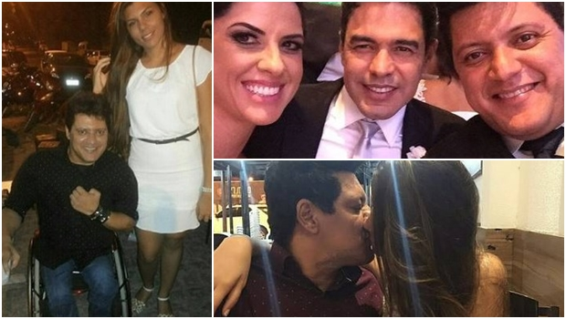Irmão de Zezé manda recado após críticas sobre namorada 26 anos mais nova