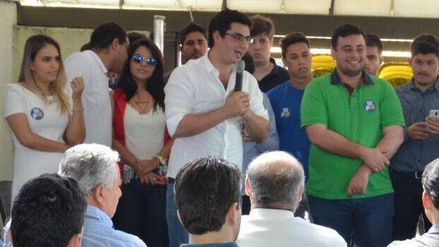 Lideranças jovens de diversos partidos participam de encontro do PSD