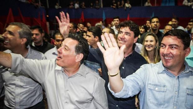 Vitti articula com deputados de outros Estados apoio a Marconi ao comando do PSDB