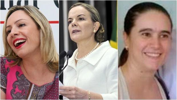 PT implanta matriarcado e será dirigido por Gleisi Hoffmann no país e por Kátia Maria em Goiás