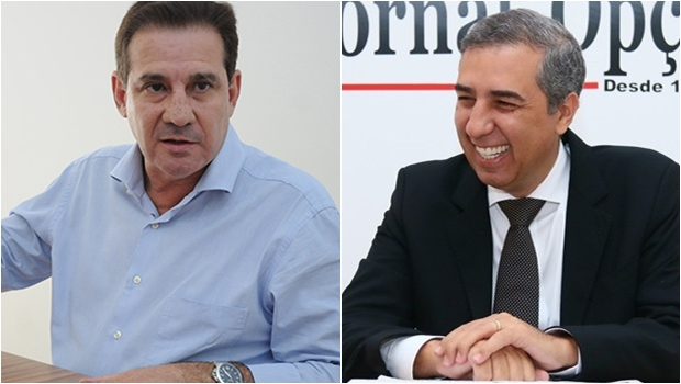Vanderlan Cardoso diz que José Eliton está mais definido como candidato do que Ronaldo Caiado